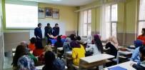 MUNZUR - Öğrencilere Uygulamalı İlk Yardım Eğitimi