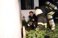 BITEZ - Otelde Çıkan Yangın Korkuttu