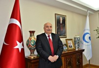 DARMADAĞıN - Rektör Gönüllü'den Mehmet Akif Ersoy'un 82. Ölüm Yıldönümü Mesajı