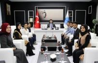 Rektörü Karacoşkun Öğrenci Topluluklarıyla Bir Araya Geldi