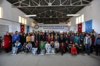 AKKENT - Şahinbey'de Havalı Tüfek Ve Tabanca Atış Müsabakaları Düzenledi