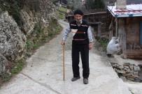 ORMANA - Tek Böbreğinin Olduğunu 85 Yaşında Öğrendi