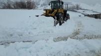 Tunceli'de 91 Köy Yolu Ulaşıma Kapandı
