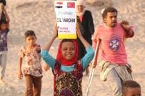 İNSANLIK DRAMI - Türkiye'den Yemen'e İnsani Yardım