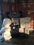 KİMLİK TESPİTİ - Van'da 10 Bin Paket Kaçak Sigara Ele Geçirildi