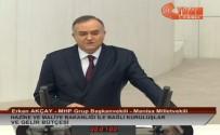 MÜFETTIŞ - Vergi Müfettişlerinin Mesleki Sorunları Meclis'e Taşındı