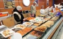 GIDA KONTROL - Yılbaşı Öncesi Gıda Denetimlerine Hız Verildi