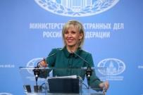 ASTANA - Zaharova Açıklaması 'ABD'nin Çekildiği Bölgeler Suriye Hükümetinin Kontrolüne Bırakılmalı'