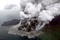 JEOLOJI - 20 Saniyede Bir Patlama Yaşanıyor