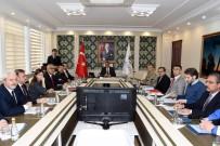 MADDE BAĞIMLISI - Adıyaman'da Bağımlılıkla Mücadele Toplantısı Yapıldı