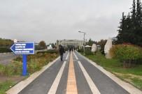 ENGELLİ ÖĞRENCİ - Adıyaman Üniversitesi Turuncu Bayrak Ve Mavi Bayrak Ödüllerine Aday