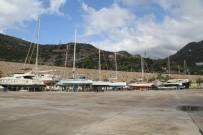 KARAALI - Alanya'da Tekneler Turizm Sezonuna Hazırlanıyor
