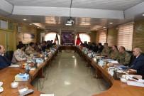 ENVER ÜNLÜ - Alt Güvenlik Komite Toplantısı İran'da Gerçekleşti