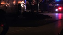 BETON MİKSERİ - Bağcılar'da Beton Mikserinin Altında Kalan Motosikletli Öldü