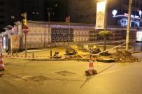DOĞALGAZ PATLAMASI - Bağdat Caddesi'nde Doğalgaz Patlaması