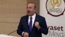 ANAYASA KOMİSYONU - Bakan Çavuşoğlu Açıklaması 'Amerika'nın Suriye'den Çekilmesindeki En Önemli Aktör Türkiye'dir'