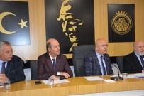 AFYONKARAHISAR BELEDIYESI - Başkan Bozkurt, Çevre Hizmetleri Birliği Encümen Toplantısına Katıldı