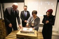 KAZıM KURT - Başkan Kazım Kurt, ESER'in Yeni Yıl Kutlamalarına Katıldı