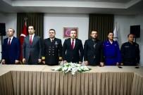 HÜKÜMET KONAĞI - Başkan Yavaş 'Kodla Troya Projesi' Tanıtım Toplantısında