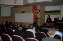 GRİP - Belediye Personeline Çocuk Sağlığı Semineri