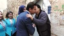 Belediyeden Süryanilere Bayram Ziyareti