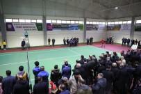 ŞANLIURFA VALİSİ - Bölgede Bir İlk Olan Tenis Dünyasının Açılışı Gerçekleştirildi