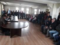 KADIN İŞÇİ - Çaldıran'da 37 Kişi İşe Alındı
