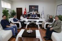 FIRINCILAR ODASI - Çetindoğan'dan Esnaf Dostu Özakcan'a Ziyaret