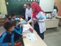 Daday'da Öğrencilere Diş Taraması Yapıldı