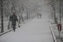 Elazığ'da Kar Nedeniyle 243 Köy Yolu Ulaşıma Kapandı