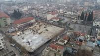HACI BAYRAM - Gaziantep'e 6 Bin Metrekarelik Meydan