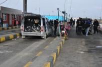 Habur'da 2018'De 1 Milyon 215 Bin Araç Giriş Çıkış Yaptı