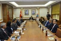 İçişleri Bakanlığınca Sunula Hizmetler, İzleme Değerlendirme Sistemi (İZDES) Toplantısında Değerlendirildi