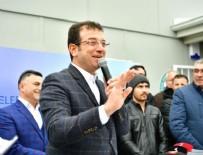CANDAŞ TOLGA IŞIK - Ekrem İmamoğlu'nun İstanbul planı