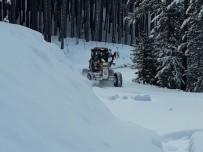 Kar Ulaşıma Engel Değil