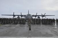 TUGAY KOMUTANI - Komandolar Sınır Ötesi Göreve Gönderildi
