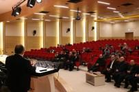 KOCAELI ÜNIVERSITESI - KOÜ İlahiyat Fakültesi Dekanı, SAÜ'ye Konuk Oldu