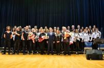 MÜZİK GRUBU - Kurtalan Ekspres'ten Barış Manço Anısına Konser