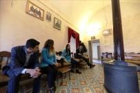 Mardinmasa Ekipleri Süryani Vatandaşları Ziyaret Etti