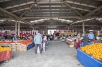 KAŞıNHANı - Meram'ın Kapalı Pazar Yerleri Vatandaşa Konforlu Alışveriş İmkanı Sunuyor
