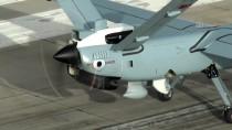 OLGUNLUK - Milli İHA ANKA Yerli Motorla İlk Uçuşunu Yaptı