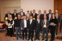 DOĞAN YAĞCı - Mobilya, Kağıt Ve Orman Ürünleri İhracat Şampiyonları Ödüllerine Kavuştu