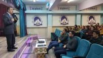 ORHANLı - Müftü Orhanlı'dan Öğrencilere Seminer