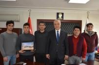 Okulları Donatan Meslek Lisesi Öğrencilerine Tatlıoğlu'ndan Destek