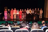 AHMET YıLMAZ - Osmaniye'de Liseler Arası Tiyatro Yarışması Başladı