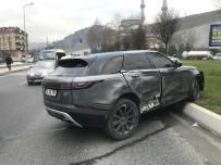 OSMANPAŞA - (Özel)  Yaya Geçidinde Yürürken Araç Çarptı, 50 Metre İleriye Savruldu