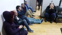 BIBER GAZı - Polise Saldıran 6 Kişi Adli Kontrol Şartıyla Serbest Kaldı