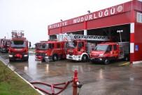İTFAİYE MÜDÜRÜ - Rize Belediyesi'nden İtfaiye Birimine Beş Yılda 7 Milyon TL Yatırım Yapıldı