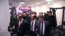 ABDULLAH ERIN - Şanlıurfa'da Tenis Tesisi Açıldı