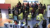 SIIRT BELEDIYESI - Siirt'te Amatör Spor Kulüplerine 700 Bin Liralık Destek